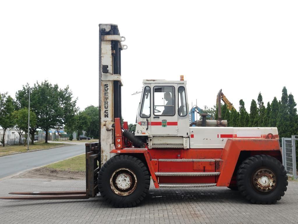 Svetruck 1812036 Heavy Forklifts www.hinrichs-forklifts.com