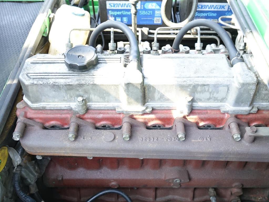 Mitsubishi FD45KZ Diesel Forklift