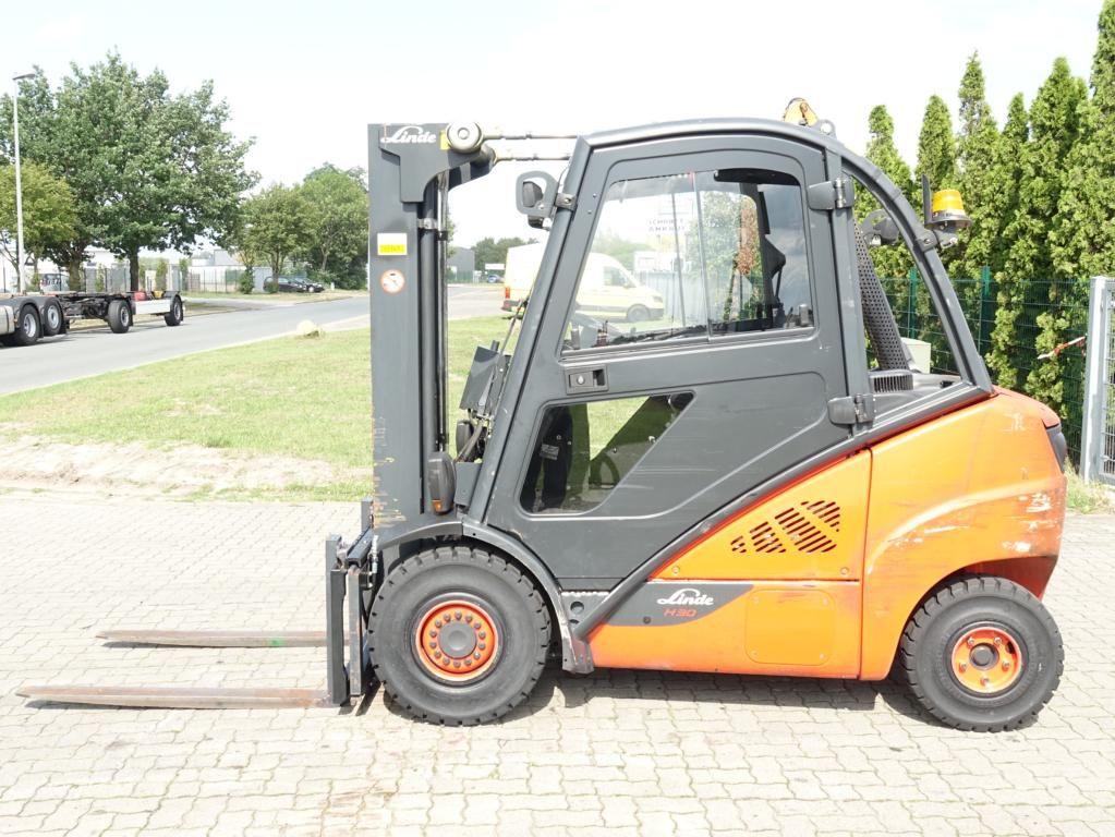 Linde H30D-02 Diesel Forklift www.hinrichs-forklifts.com