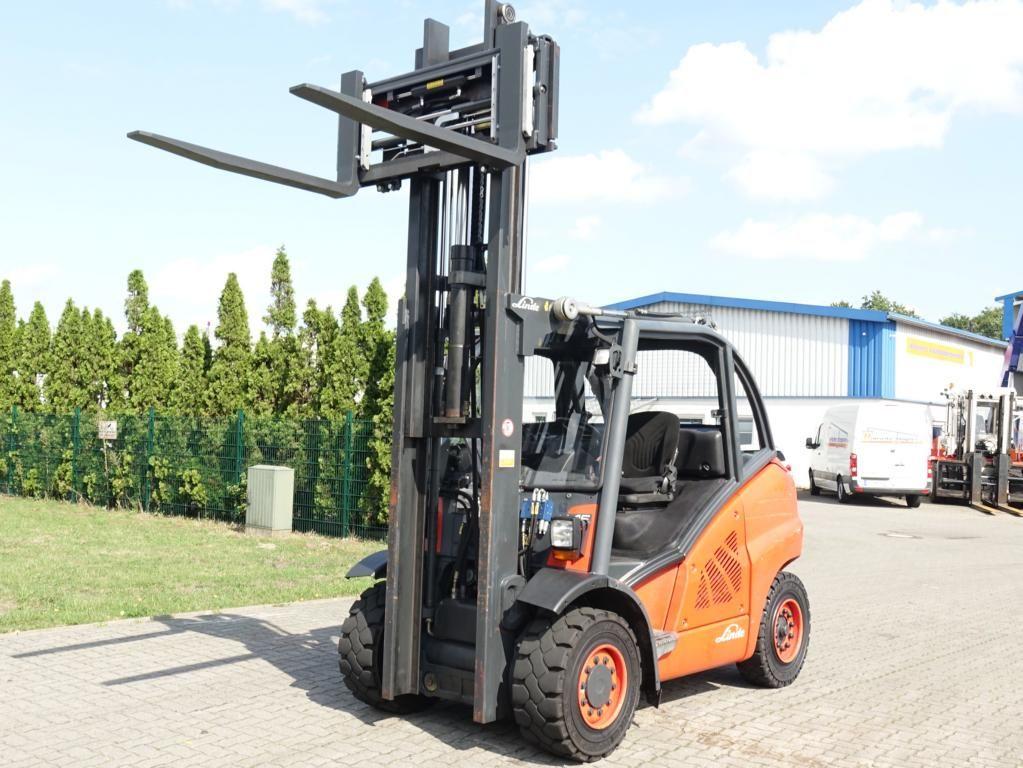 Linde H45D-01 Dieselstapler www.MecLift.de