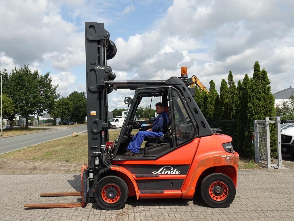 Linde H60D-01 Diesel Forklift www.hinrichs-forklifts.com