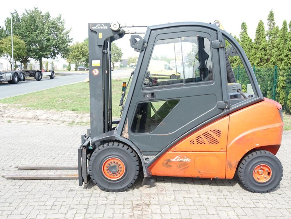 Linde H30D Diesel www.hinrichs-forklifts.com