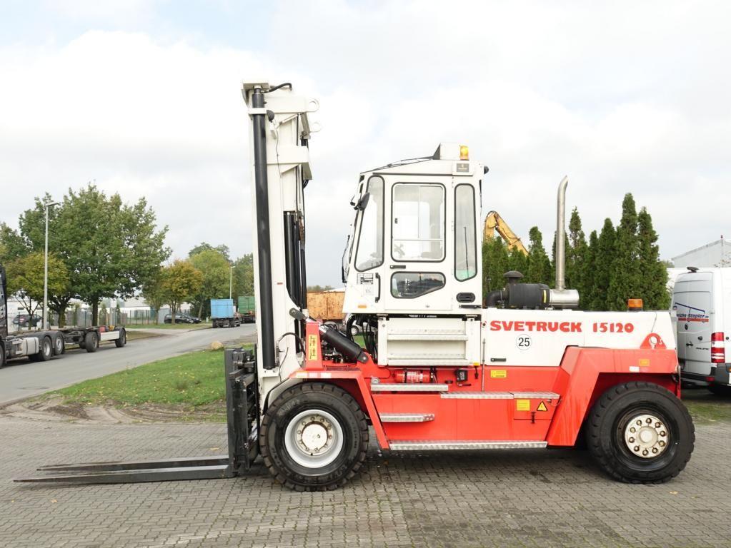 Svetruck 1512035 Heavy Forklifts www.hinrichs-forklifts.com