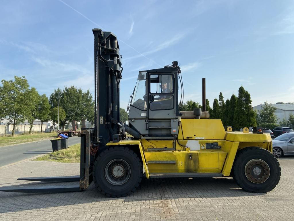 Kalmar DCD220-12 Heavy Forklifts www.hinrichs-forklifts.com