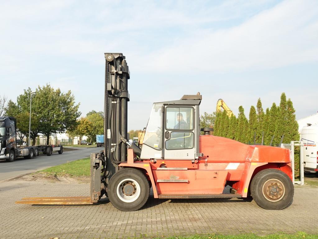 Kalmar DCE160-12 Diesel Forklift www.hinrichs-forklifts.com