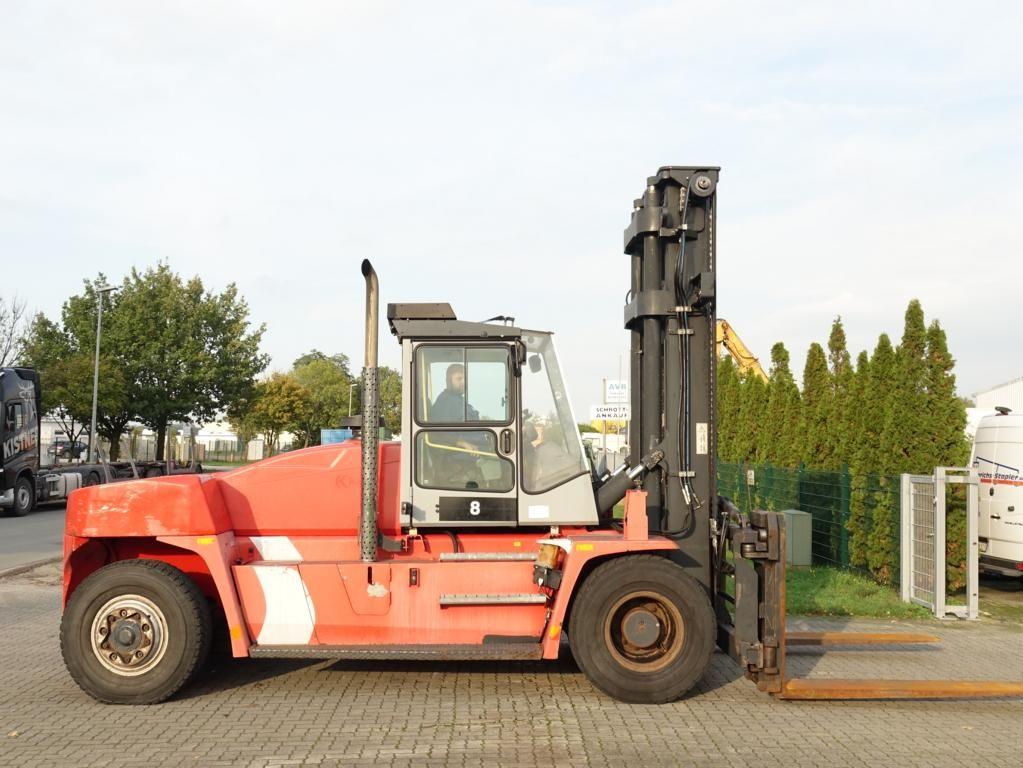 Kalmar DCE160-12 Diesel Forklift
