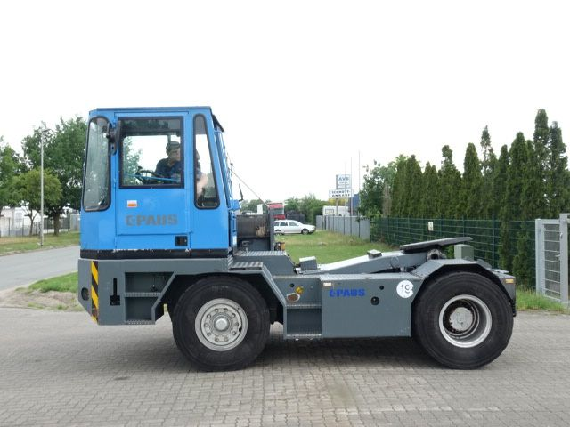 Paus PT36H Terminal tractor www.hinrichs-forklifts.com