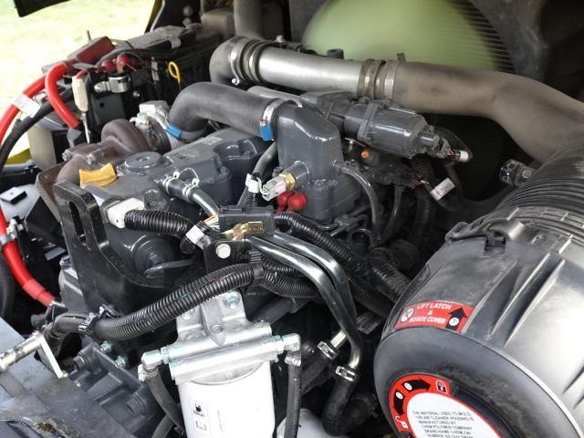 Hyster H5.0FT Diesel Forklift