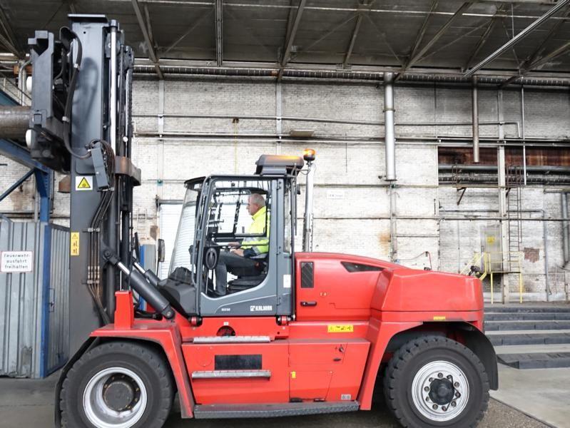 Kalmar DCG180-6 Diesel Forklift www.hinrichs-forklifts.com