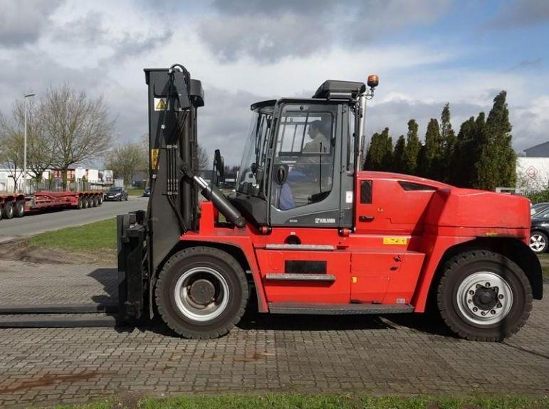 Kalmar DCG180-6 Heavy Forklifts www.hinrichs-forklifts.com