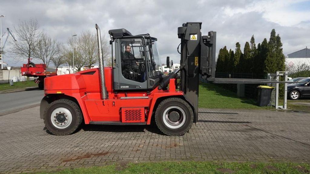 Kalmar DCG180-6 Heavy Forklifts