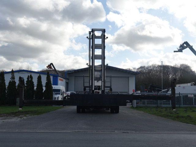 Svetruck 16CS4H Empty Container Handler