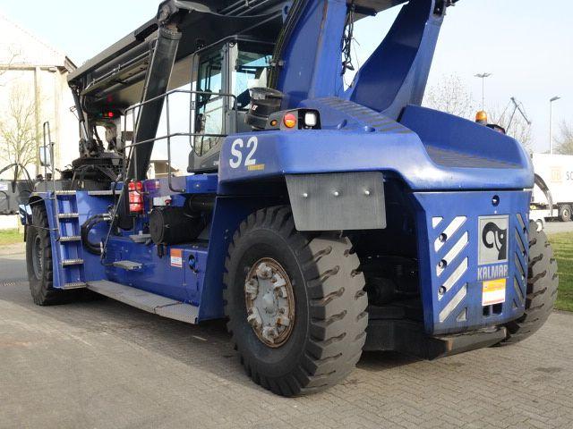 Kalmar DRG420-60S5 Vollcontainer Reachstacker www.MecLift.de