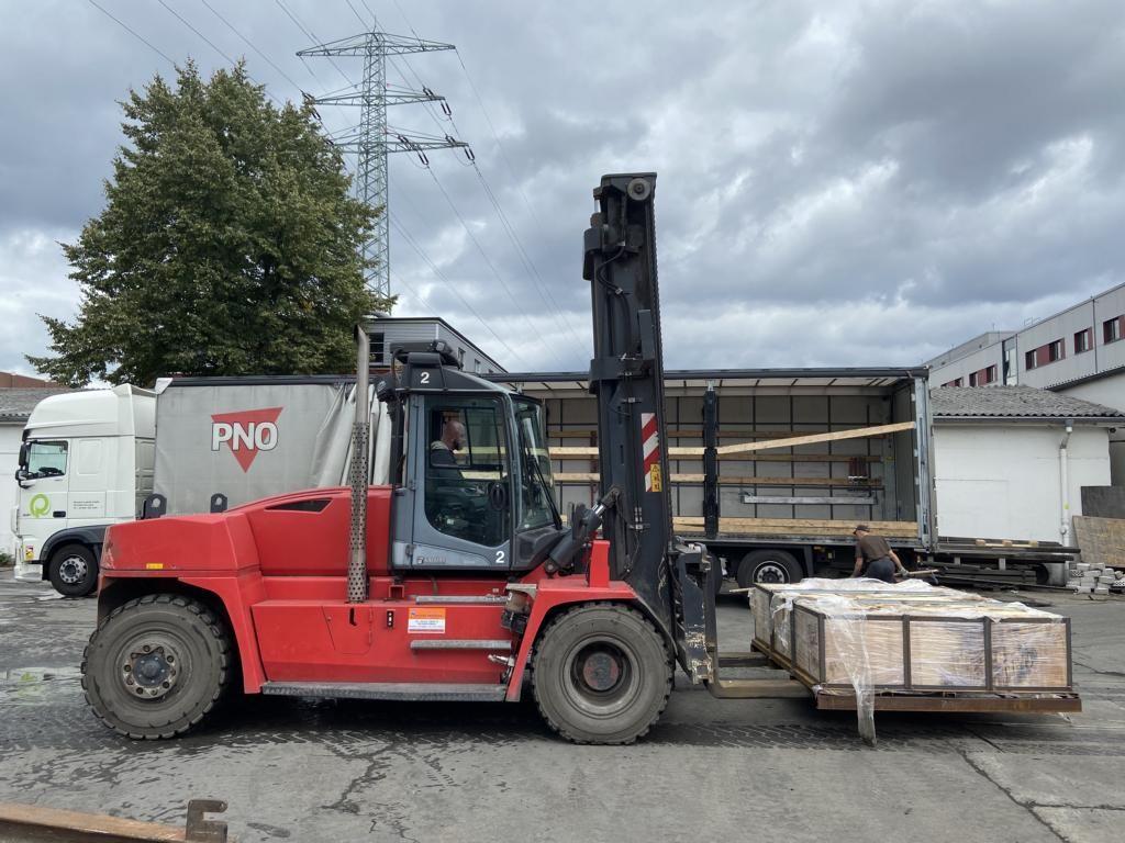 Kalmar DCG160-12 Diesel Forklift