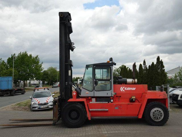 Kalmar DCD160-12 Heavy Forklifts www.hinrichs-forklifts.com