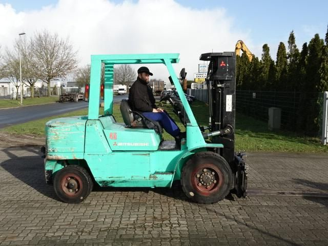 Mitsubishi FD45K2 Diesel Forklift