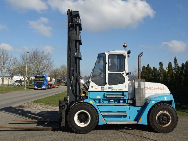 SMV SL12-600B Diesel Forklift www.hinrichs-forklifts.com