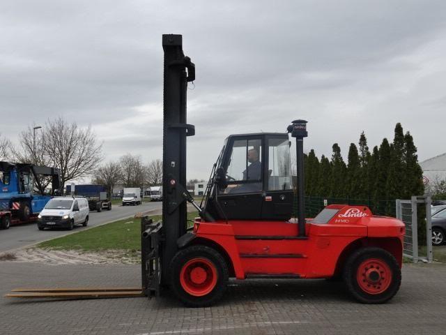 Linde H140D Heavy Forklifts www.hinrichs-forklifts.com