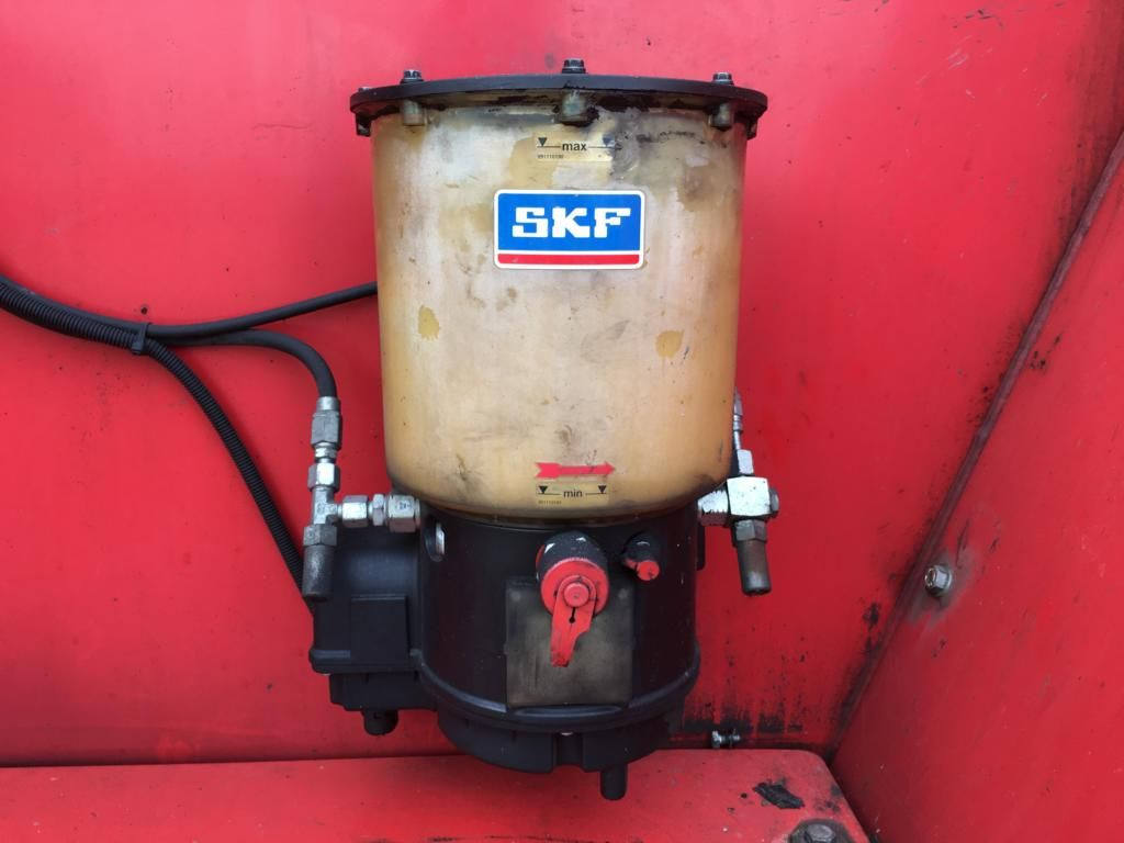 Kalmar DRF450-65S5L Full-container reach stacker