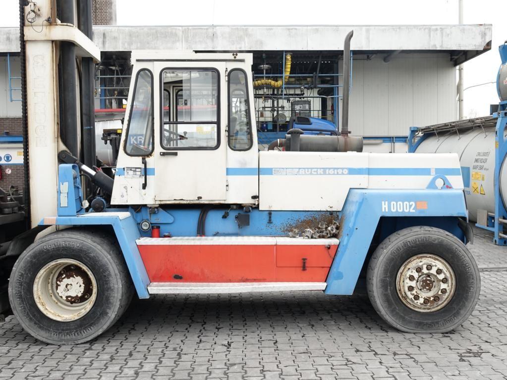 Svetruck 1612035 Heavy Forklifts www.hinrichs-forklifts.com