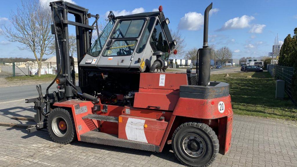 Kalmar DCD80-6 Diesel Forklift