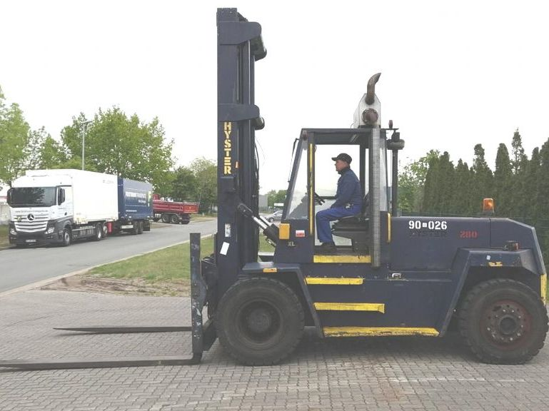 Hyster H280XL Heavy Forklifts