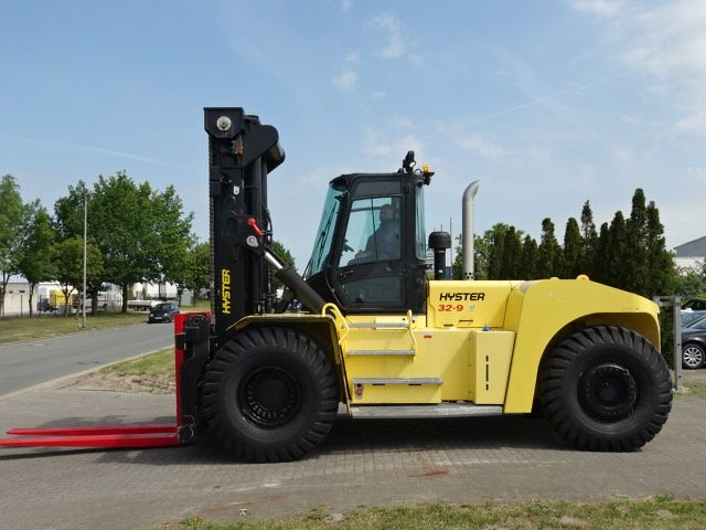 Hyster H32XMS-9 Heavy Forklifts www.hinrichs-forklifts.com