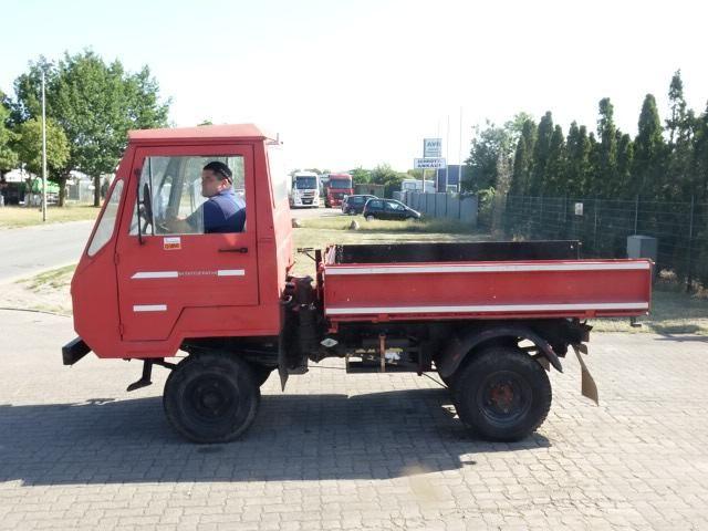Multicar M25 Platform trucks www.hinrichs-forklifts.com