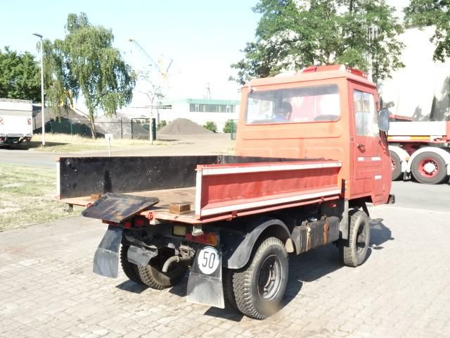 Multicar M25 Platform trucks