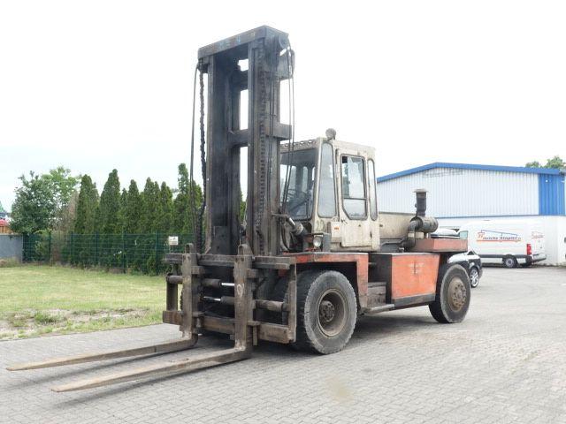 Kalmar DB15-1200 Heavy Forklifts www.hinrichs-forklifts.com