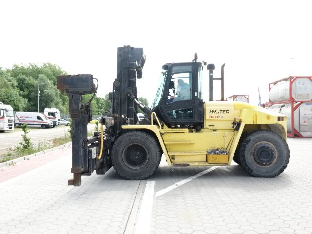 Hyster H16XMS-12 Empty Container Handler www.hinrichs-forklifts.com