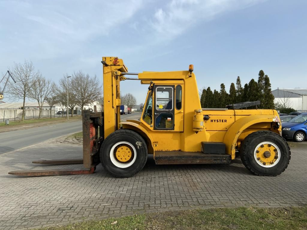 Hyster H460B Chariot diesel www.hinrichs-forklifts.com