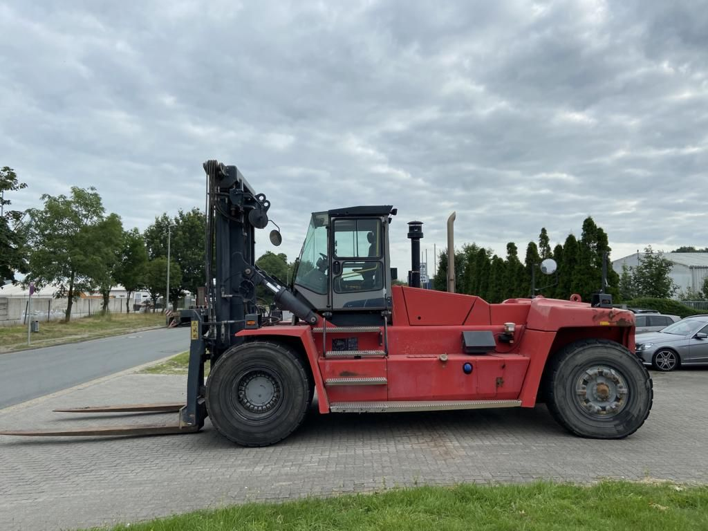 Kalmar DCF330-12LB Heavy Forklifts www.hinrichs-forklifts.com