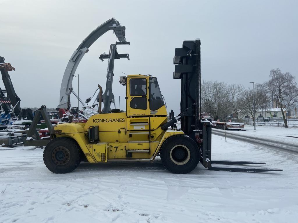 SMV 22-1200B Heavy Forklifts