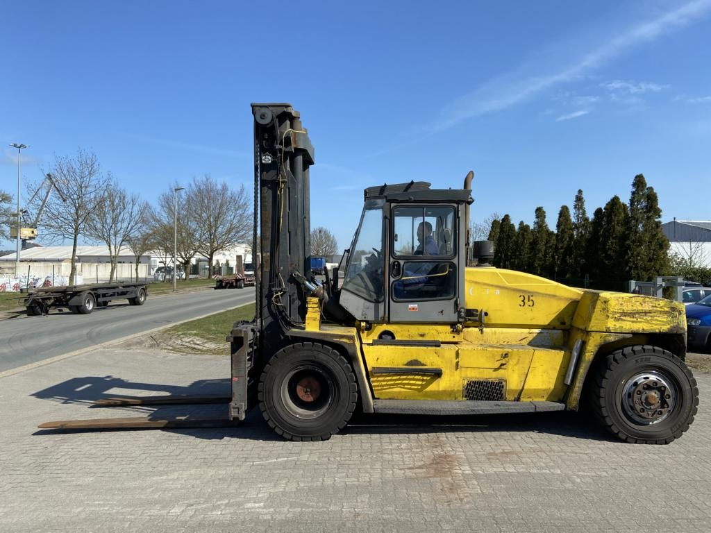 Kalmar DCE160-12 Heavy Forklifts www.hinrichs-forklifts.com