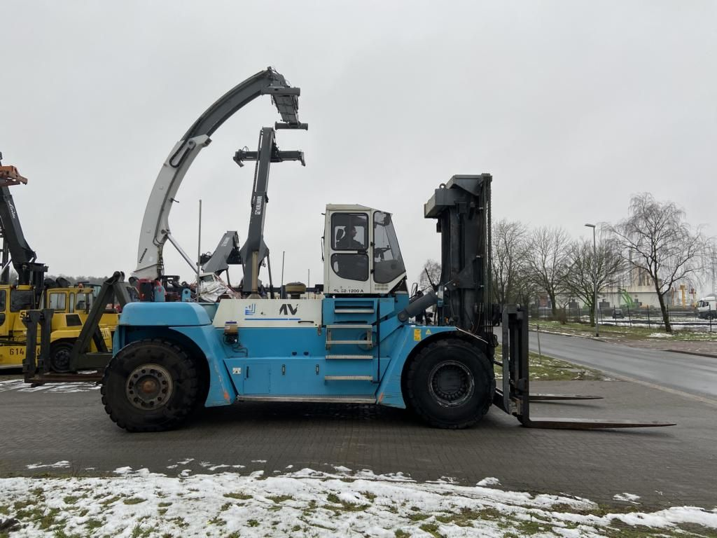 SMV SL32-1200A Heavy Forklifts