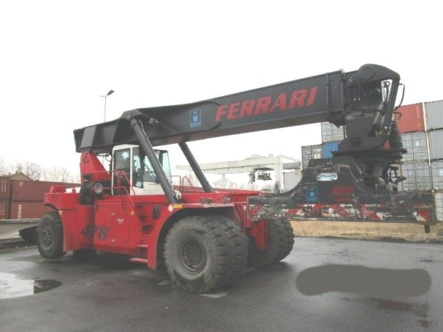 Voll Container Reachstacker-CVS Ferrari-F478
