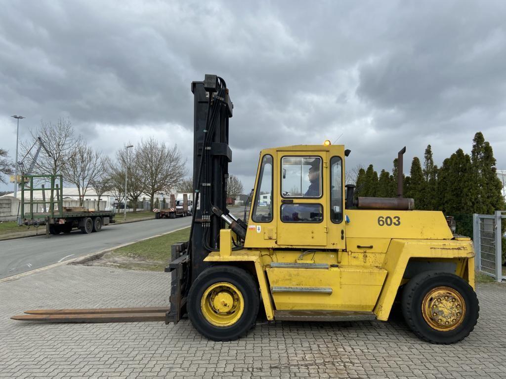 Kalmar DC12-600 Diesel Forklift www.hinrichs-forklifts.com