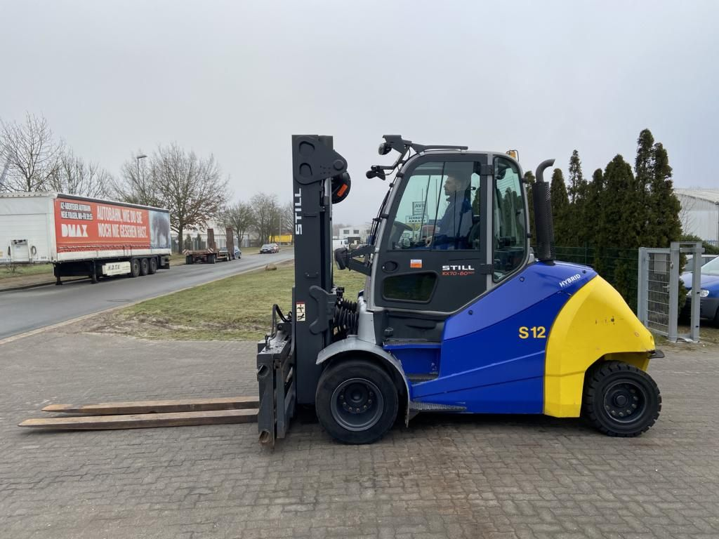 Still RX70-80-900 Diesel Forklift www.hinrichs-forklifts.com