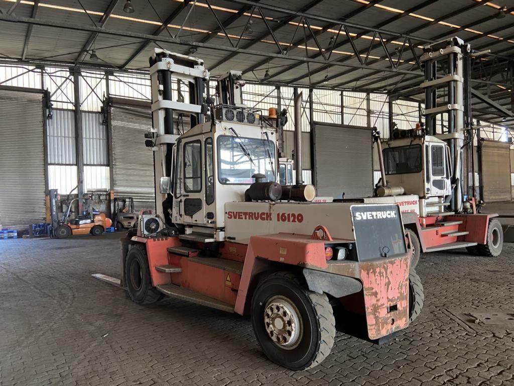 Svetruck 1612038 Heavy Forklifts