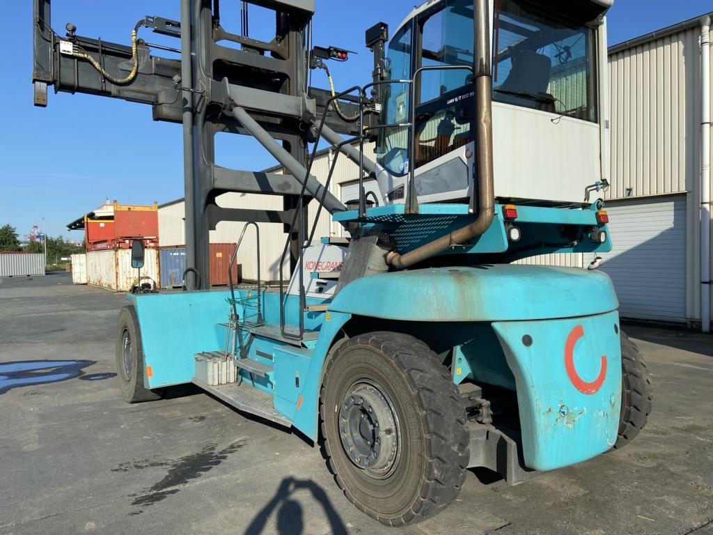 SMV SMV 6/7 ECC90 Chariot à container vide