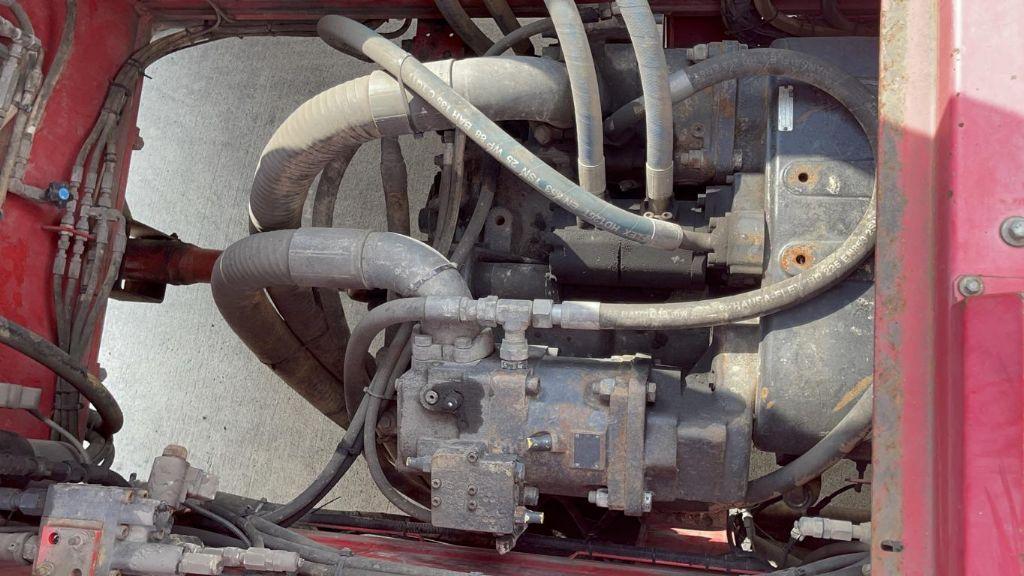 CVS Ferrari F479.5 Vollcontainer Reachstacker www.MecLift.de