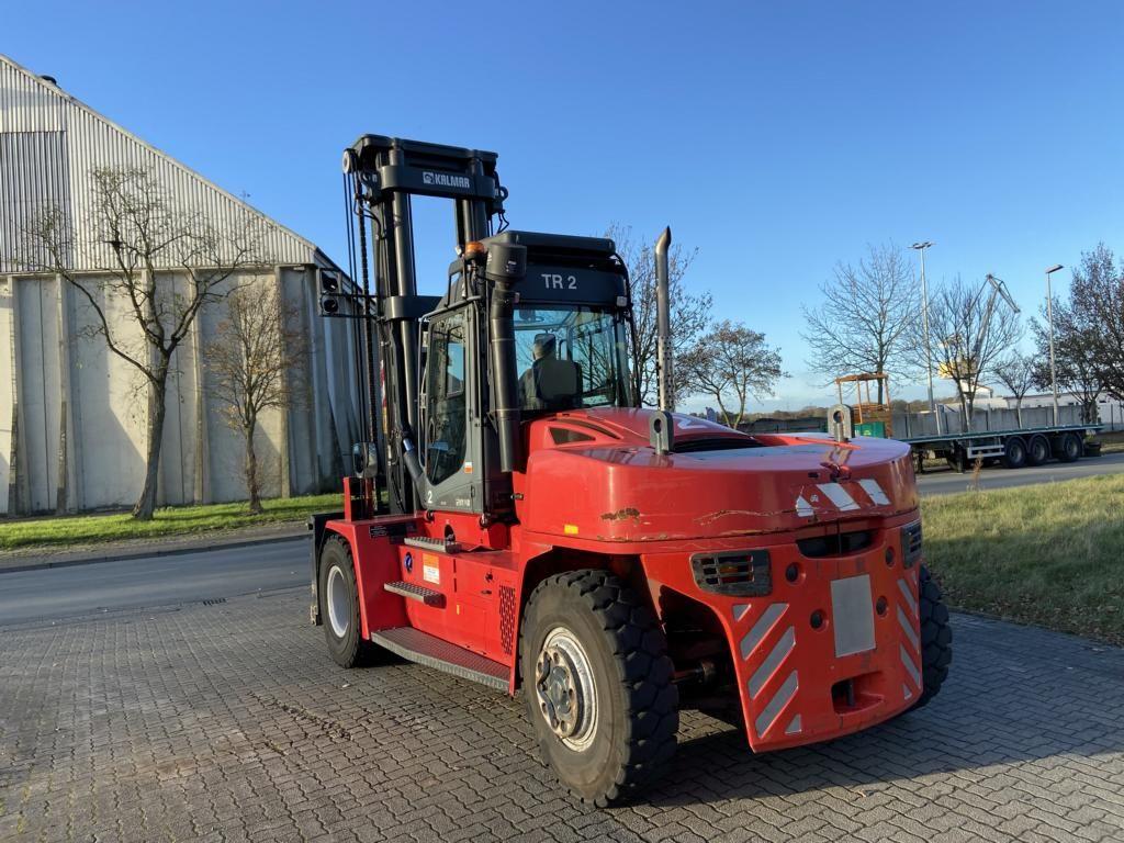 Kalmar DCG160-12 Heavy Forklifts