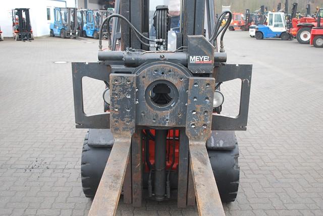 Meyer Drehgerät 5-1703N Rotators, 360° www.hinrichs-forklifts.com