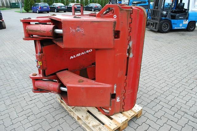 Auramo Papierrollenklammer RA-700NE Paper roll clamp www.hinrichs-forklifts.com