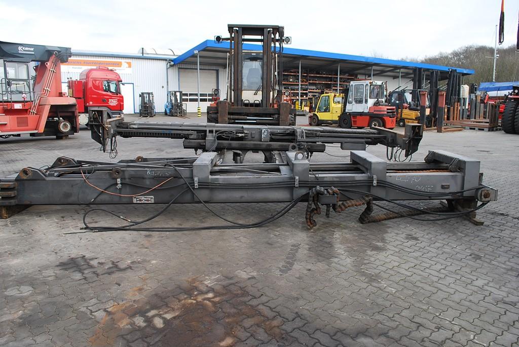Kalmar Mast DCD16-1200 Duplex Standard