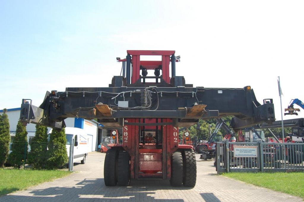 Svetruck Spreader 40' Top-Spreader