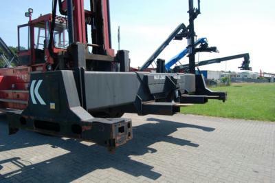 Kalmar Spreader 20/40` Hydraulic Spreader www.hinrichs-forklifts.com