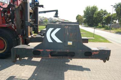Kalmar Spreader 20/40` Hydraulic Spreader