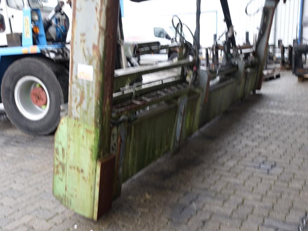 Kalmar Seitenspreader  20/40` Hydraulic Spreader www.hinrichs-forklifts.com